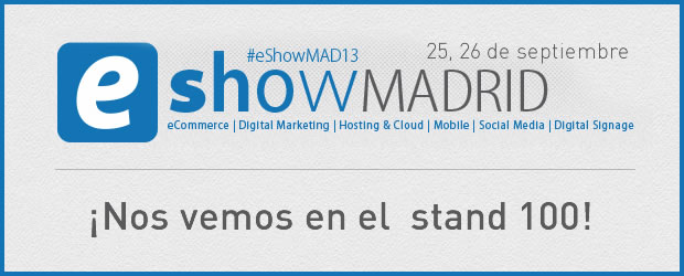 Eshow Madrid 2013